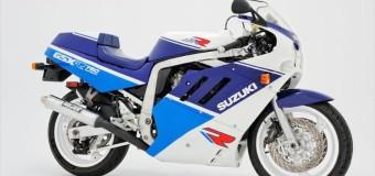 1988 Suzuki GSX-R750, Jason Belz of PA | Reader's Rides