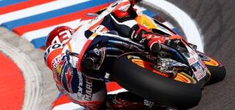 2015 Argentina MotoGP Qualifying | Marquez Claims Pole