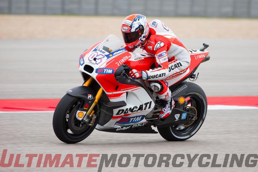 2015 Austin MotoGP Qualifying - Marquez on Pole, of course!