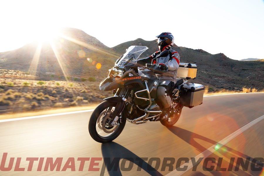 R1200GS Drives Record 2015 BMW Motorrad Q1 Sales