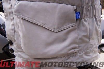 2015 BMW Rallye Suit Review | Staple ADV Gear Refined Pocket