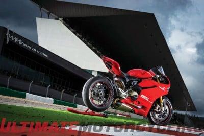 2015 Ducati 1299 Panigale at Portimao