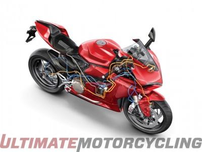 2015 Ducati 1299 Panigale electronics