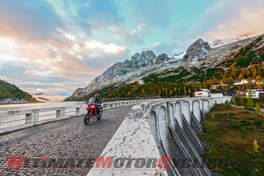 2015 Ducati Multistrada Winter Tour   Video Highlights