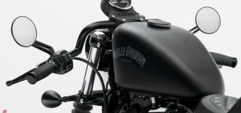 Harley Sportster Clubman Handlebar – Cafe Racer Style