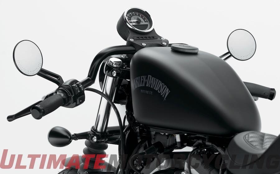 Harley Sportster Clubman Handlebar