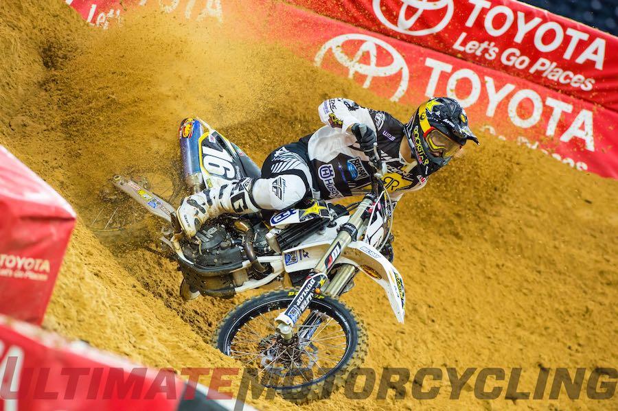 2015 Houston 250SX Commentary | Upside/Downside Zack Osborne