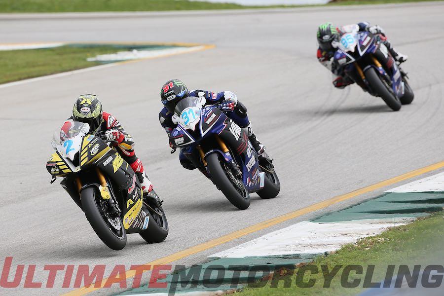 2015 Road Atlanta MotoAmerica Supersport Results & Recap