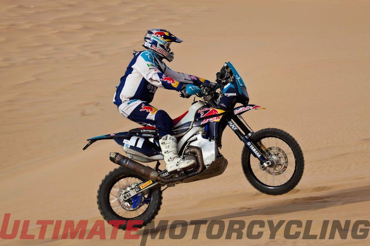 Helder Rodrigues Rejoins Yamaha Rally Squad