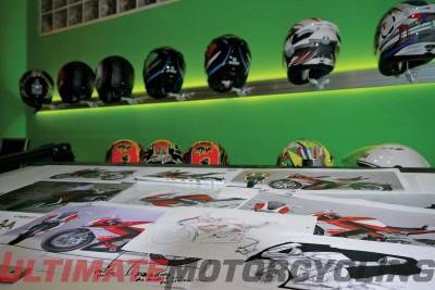 sak_art design Profile | No Day Without a Line helmet collection