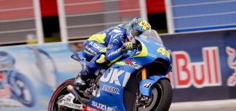 Argentina MotoGP | Suzuki's Espargaro Tops Friday Practice