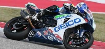 GEICO Suzuki's Ulrich Anticipates MotoAmerica Debut