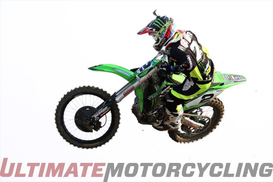 Ryan Villopoto Trentino MXGP Crash - Injury Update