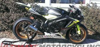 2007 Suzuki GSX-R750, Jeffrey Bugno of PA | Reader's Rides
