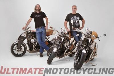 Bienville Legacy Motorcycle | Functional Mechanical Art