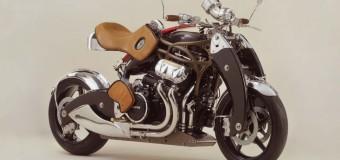 Bienville Legacy Motorcycle   Functional Mechanical Art