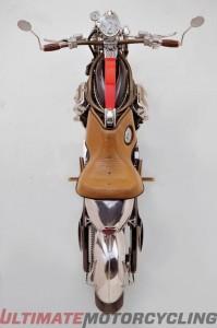 Bienville Legacy Motorcycle | Functional Mechanical Art profile