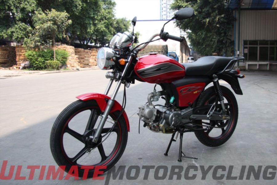 Cub Motorcycles - Small Bikes, Big Business