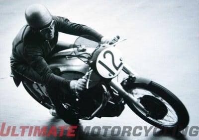 1950's Motorcycle Racing Star Geoff Duke Passes at 92