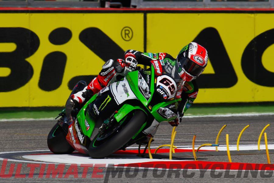 2015 Imola SBK Friday Practice | Kawasaki's Rea Fastest