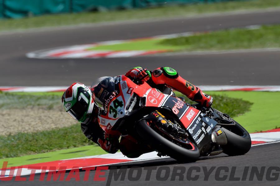 SBK Imola Superpole | Ducati's Giugliano Returns, Earns Pole