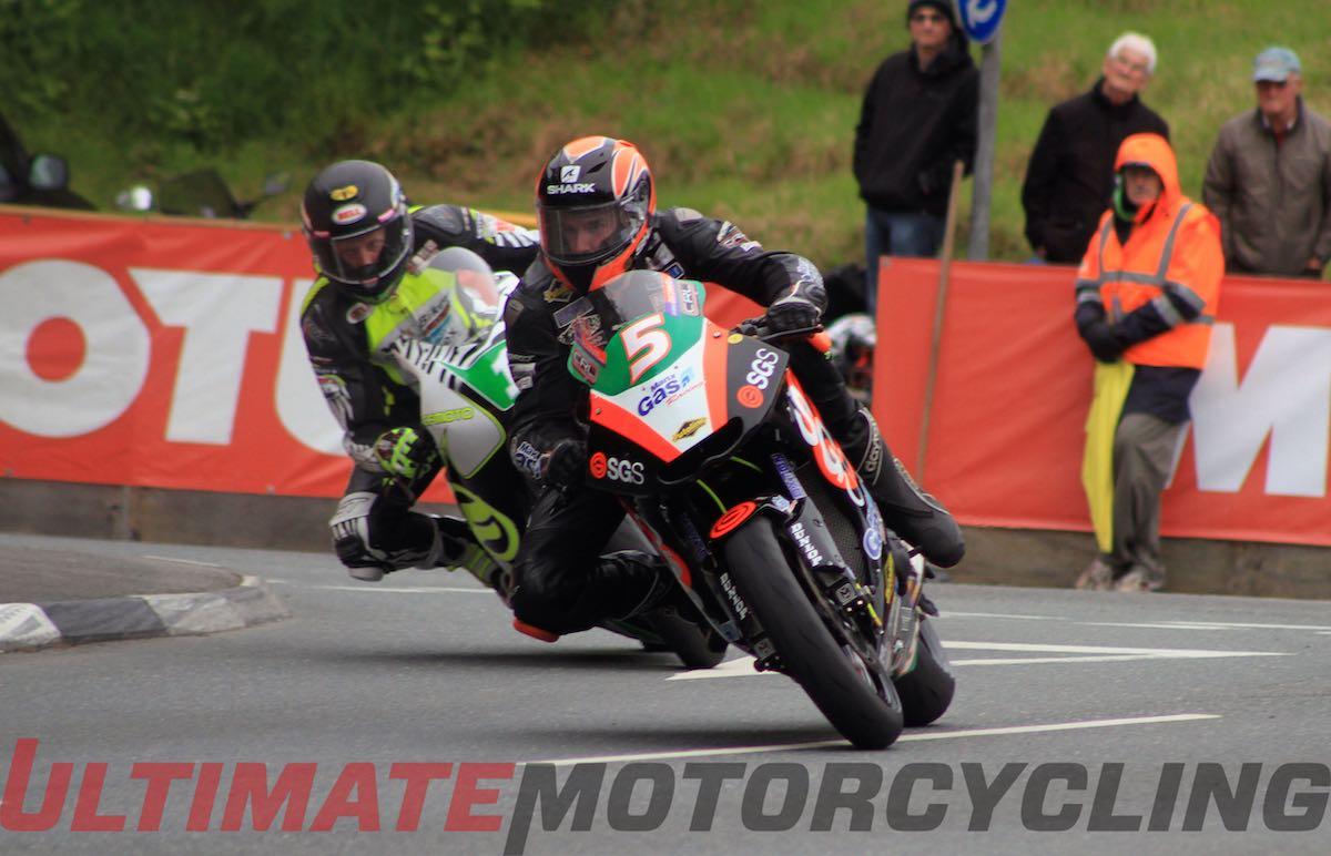 2015 Isle of Man TT Underway - Lightweight TT Qualifying First! Ryan Farquhar