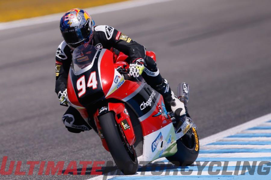 2015 Jerez Moto2 Results | Folger Earns Comfortable Win Folger