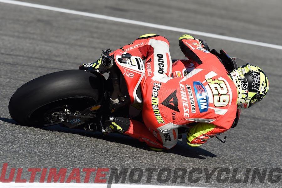 2015 Jerez MotoGP Results, Ducati Iannone