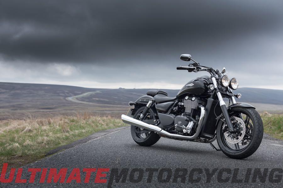 Triumph Cruiser Test Ride Promotion | Receive $35