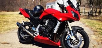 2003 Yamaha FZ1, Michael Ferraiolo of PA | Reader's Rides