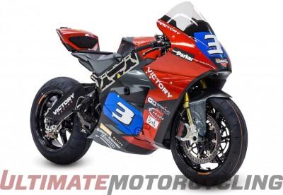 Victory To Race Isle of Man TT Zero on Electric Prototypes