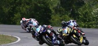 2015 VIR MotoAmerica Supersport Results | Yamaha R6 Rules