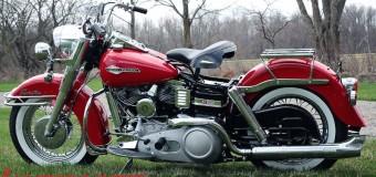 1965 Harley FLH Electra Glide Raffle | AMA Vintage Days
