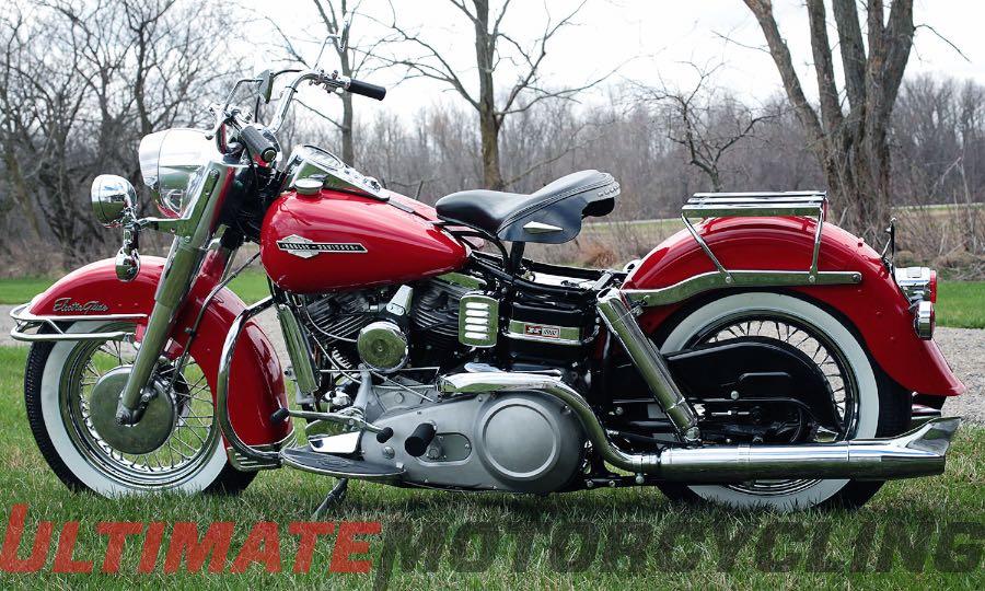 Ama  Harley Davidson Electra Glide