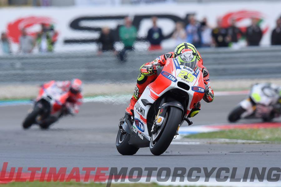2015 Assen MotoGP Results | Dutch Grand Prix Recap Ducati Iannone