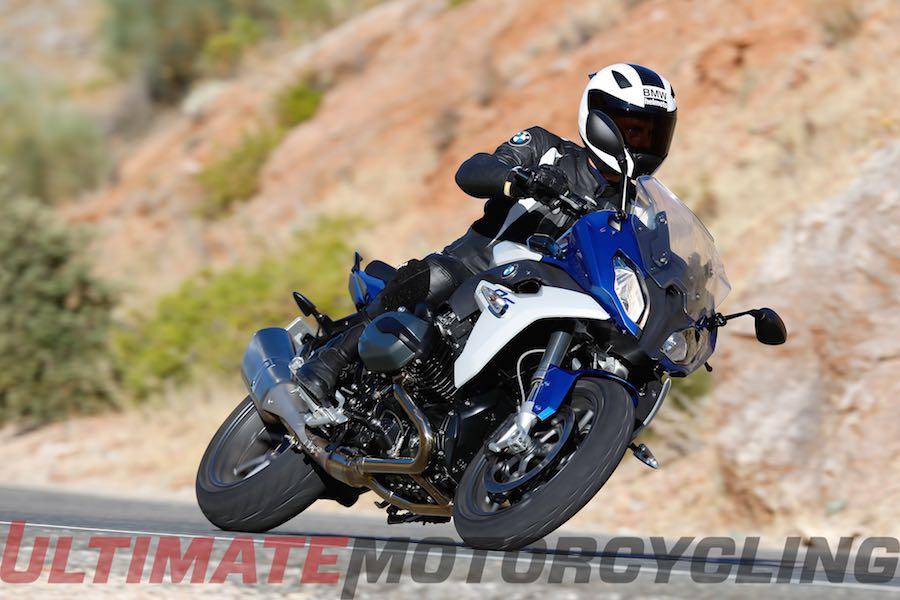 BMW Demo Rides at AMA Vintage Motorcycle Days