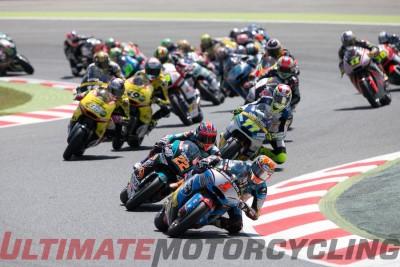 Catalunya Moto2 2015 Results   Zarco Takes 2 Rabat leads