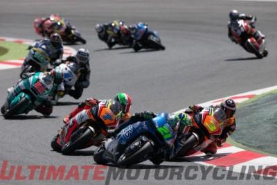 Catalunya Moto2 2015 Results   Zarco Takes 2 Morbidelli