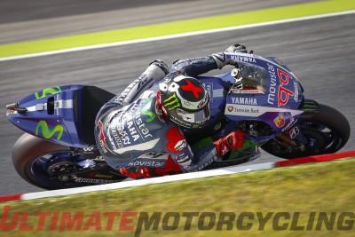 Suzuki's Espargaro Earns Record Pole at Catalunya MotoGP Qualifying Jorge Lorenzo