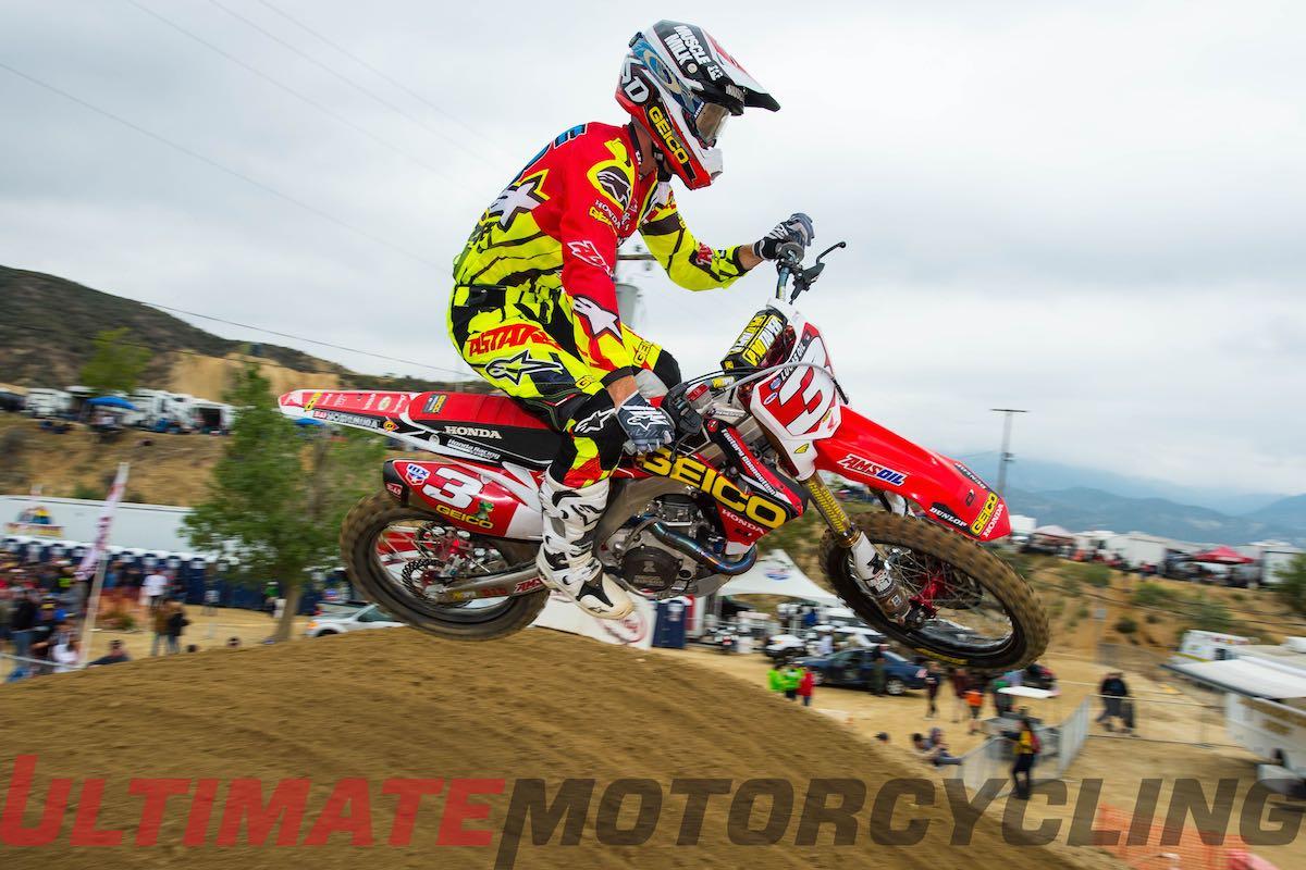 Eli Tomac Shoulder Injury Denies Motocross Title Hopes