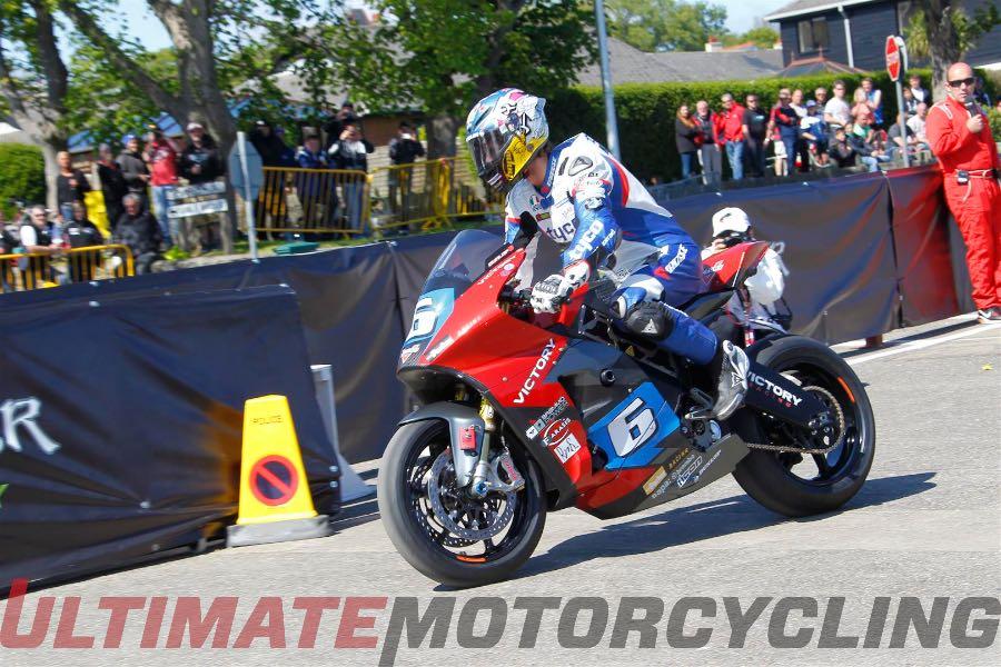 Guy Martin to Pilot Victory Prototype in Zero TT | Photos
