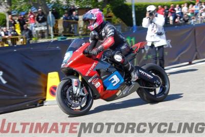 Guy Martin to Pilot Victory Prototype in Zero TT | Photos Lee Johnston