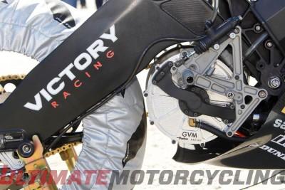 Guy Martin to Pilot Victory Prototype in Zero TT | Photos engine