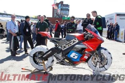 Guy Martin to Pilot Victory Prototype in Zero TT | Photos Tire Warmers