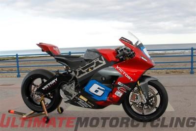 Guy Martin to Pilot Victory Prototype in Zero TT | Photos ride