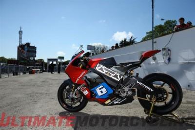 Guy Martin to Pilot Victory Prototype in Zero TT | Photos left