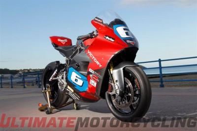 Guy Martin to Pilot Victory Prototype in Zero TT | Photos front fairing