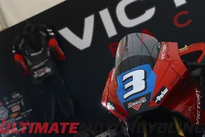 Guy Martin to Pilot Victory Prototype in Zero TT | Photos Johnston's prototype