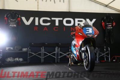Guy Martin to Pilot Victory Prototype in Zero TT | Photos garage