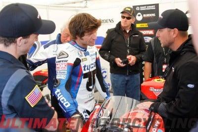 Guy Martin to Pilot Victory Prototype in Zero TT | Photos pits